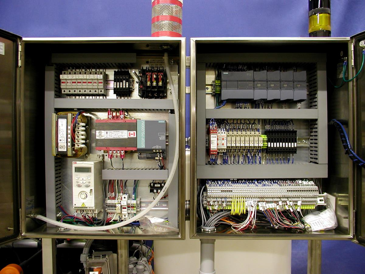 Plc Scada Systems Aslan Technologies System Wiring Diagram More Information