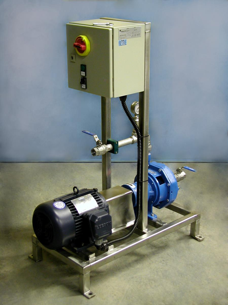 tech-booster-pump